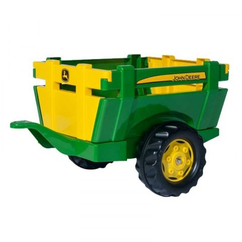 Rolly Toys rollyJunior Traktor Na Pedały John Deere 3-8 Lat + Rękawice Rolly Toys gratis!
