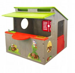 Domek ogrodowy country play house MOCHTOYS 11392