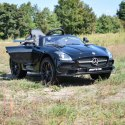 MERCEDES SLS AMG GT Z AMORTYZATORAMI PILOT, PAKIET NIGHT - MP4 /SX-128