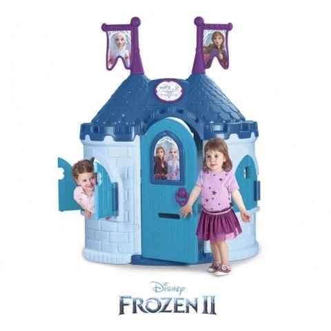 Baśniowy domek, zamek Frozen